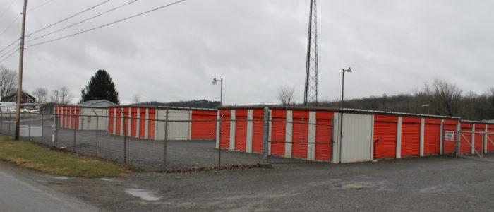Storage Facility Exterior