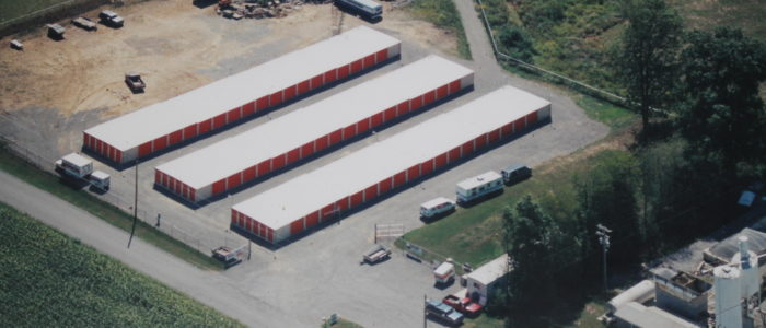 Portersville Location Aerial View
